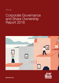 Corporate Governance and Share Ownership Report